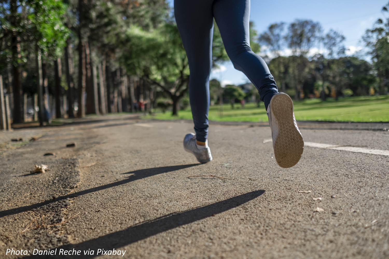 Running Like a Monkey