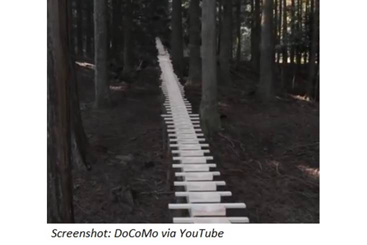 Mile-Long Xylophone