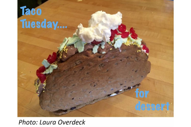 A Sundae for Taco Tuesday