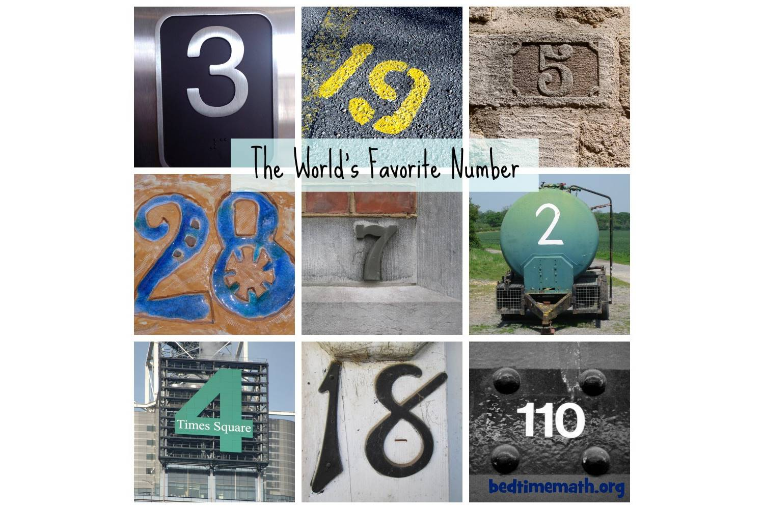 The World's Favorite Number