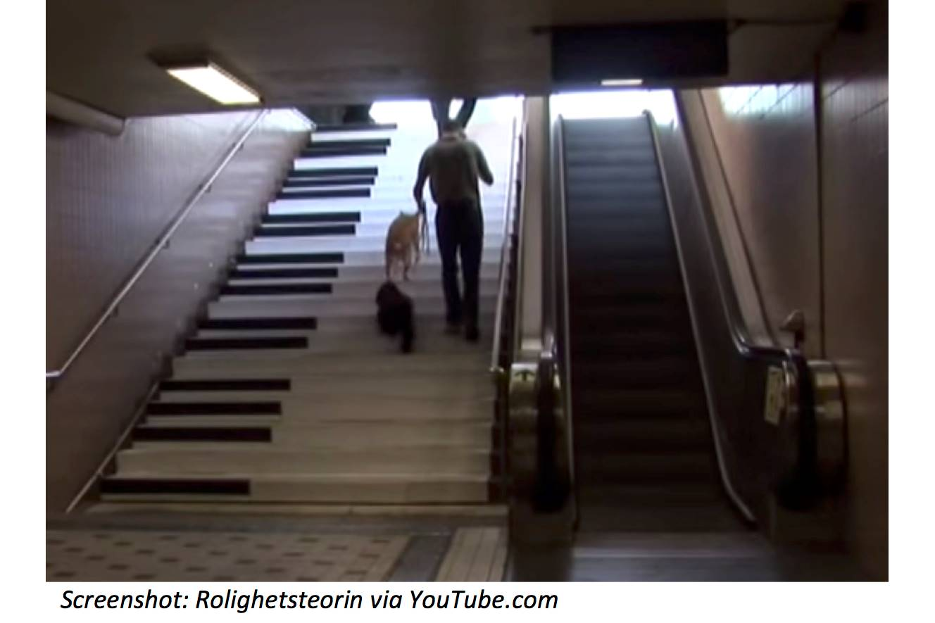 Music to Your…Toes