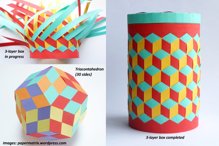 Eye-Popping Puzzling Paper-Play