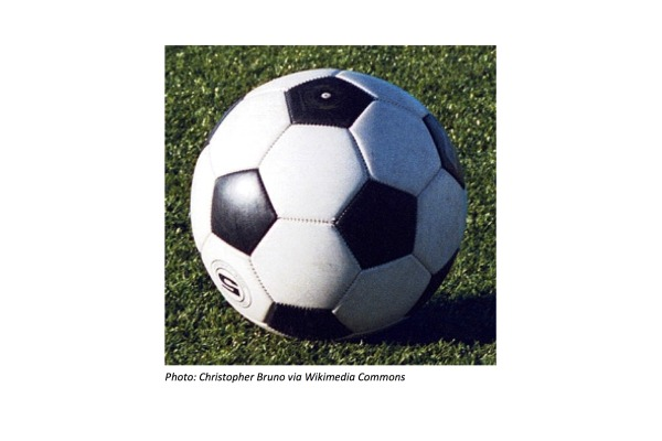Facing the Soccer Ball
