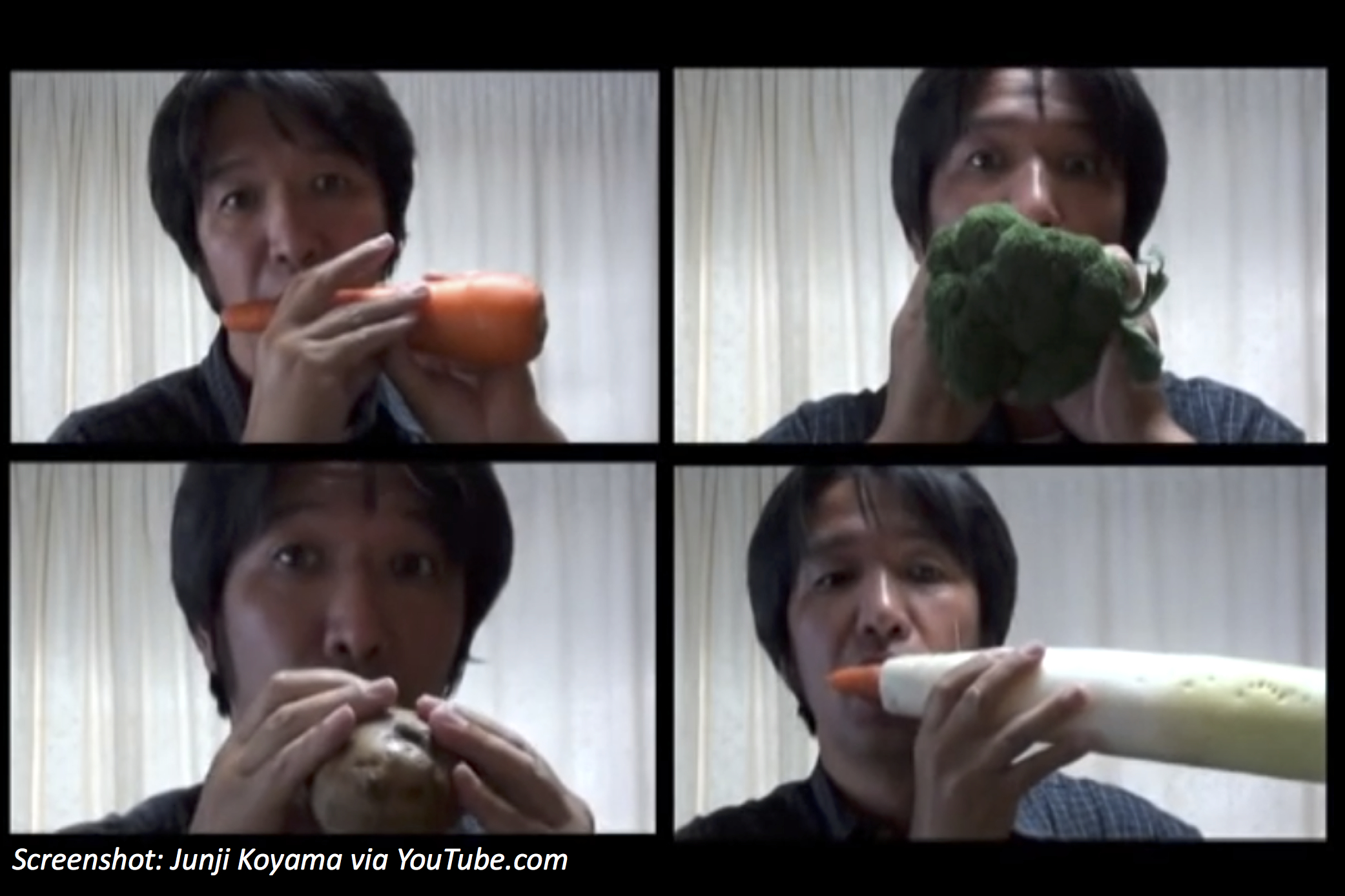 Play That Carrot!