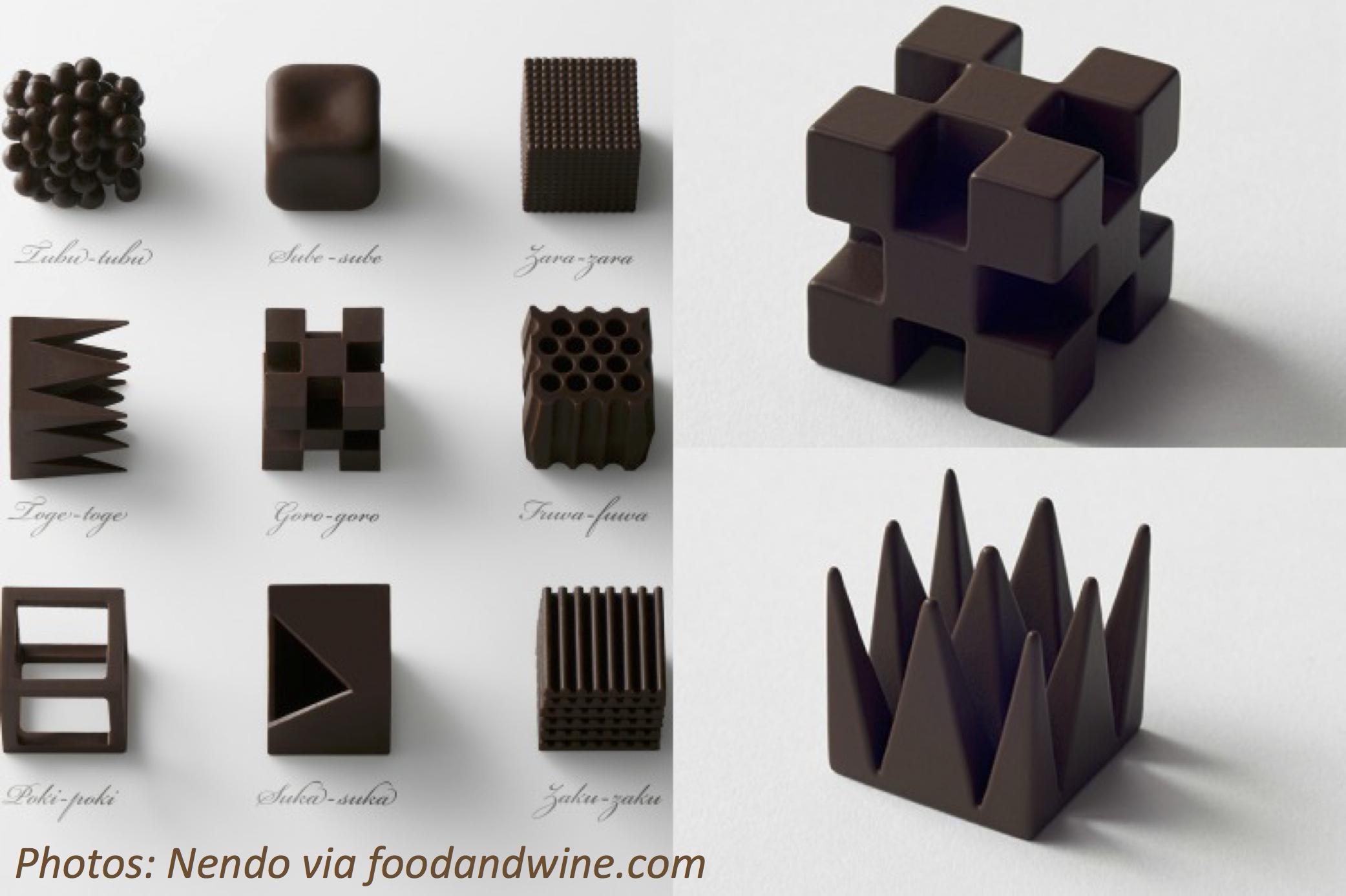 Checkerboard Chocolate