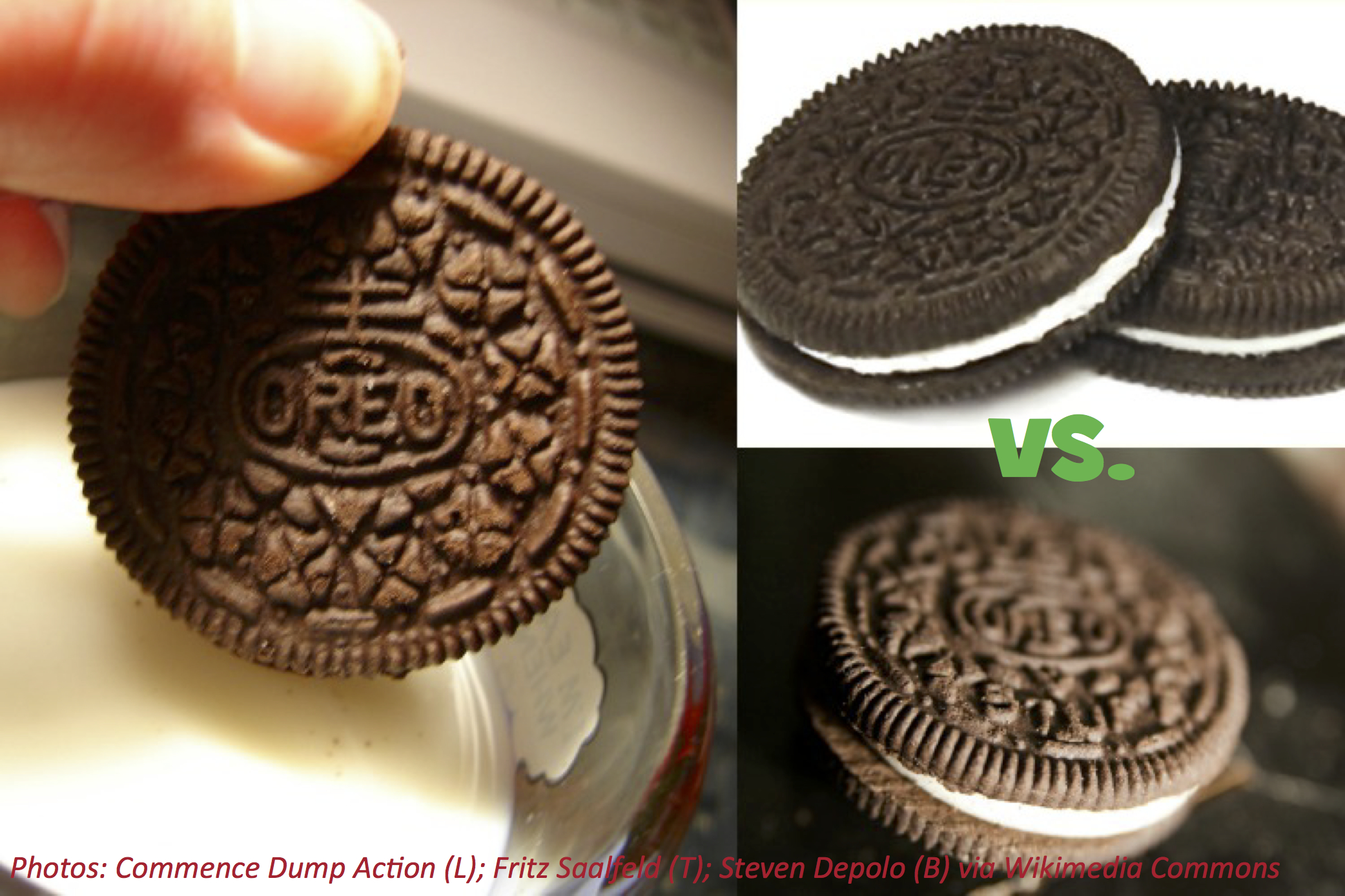 The Truth about Double-Stuf Oreos