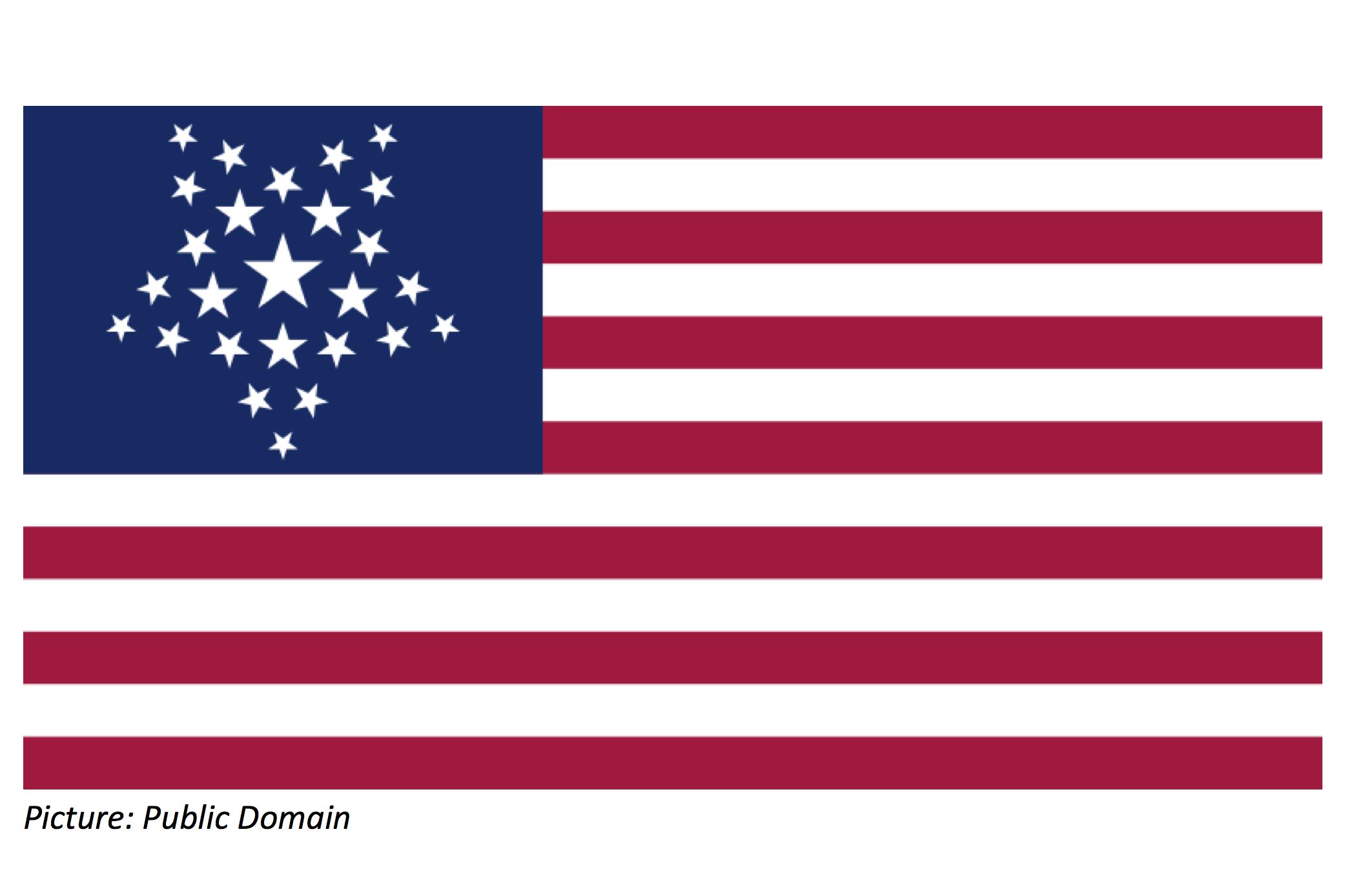 Flip-Flopping Flag