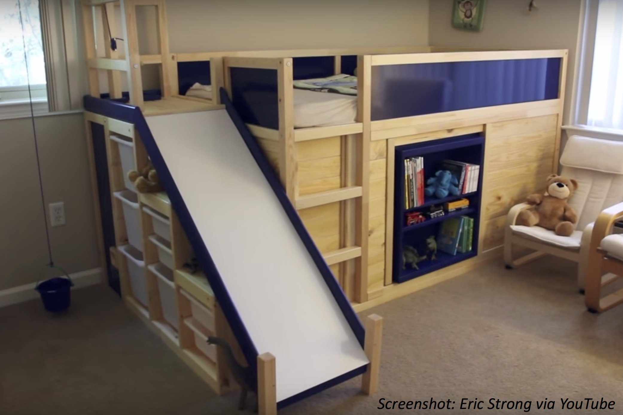Build Your Own Big Bad Bed!