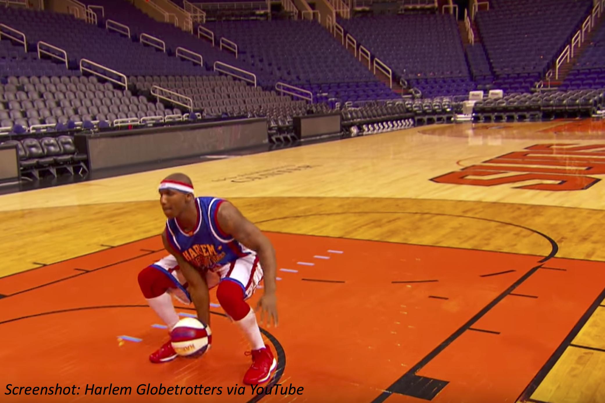 Backwards Basketball