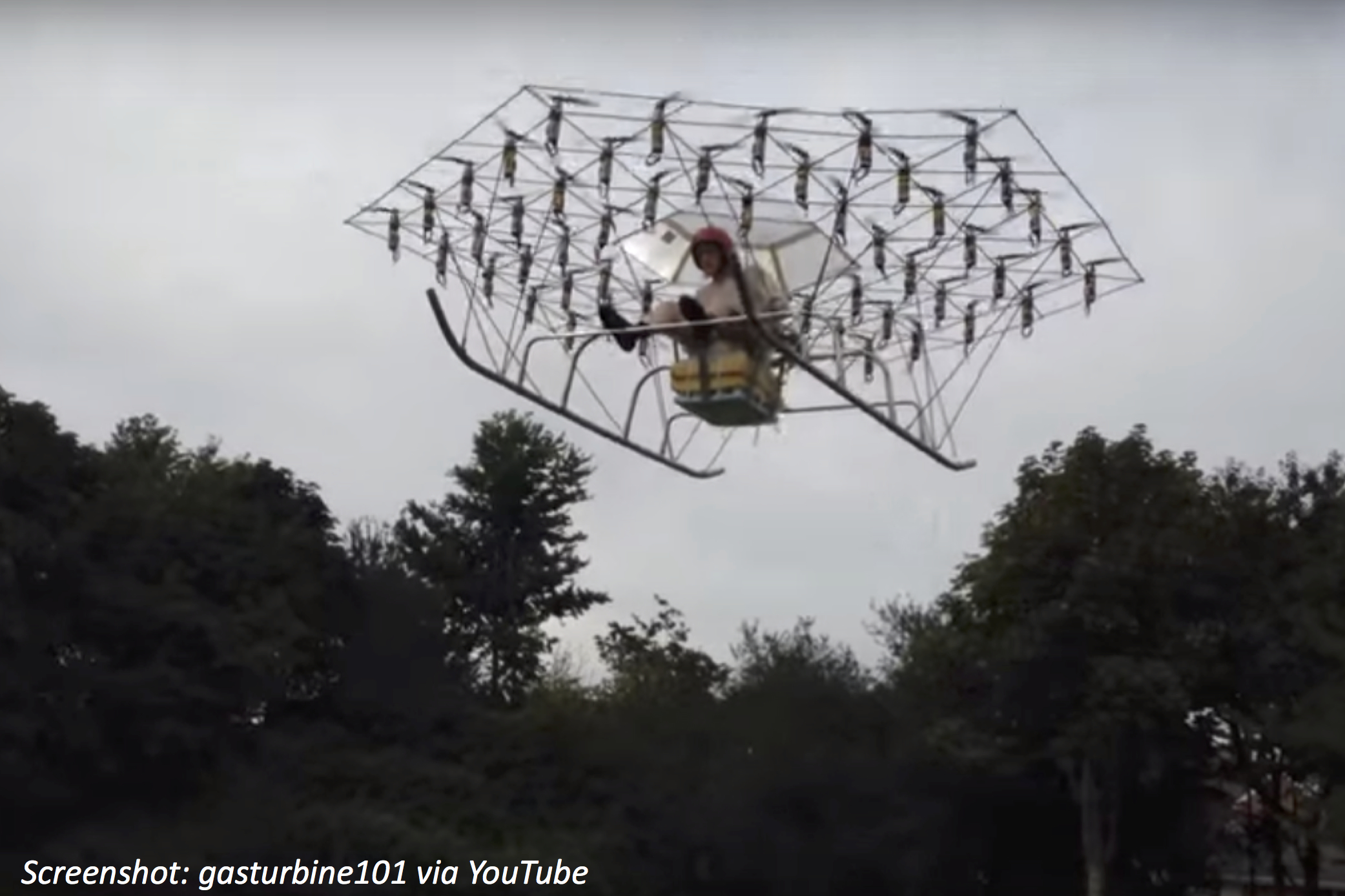 How to Make Your Own Helicopter
