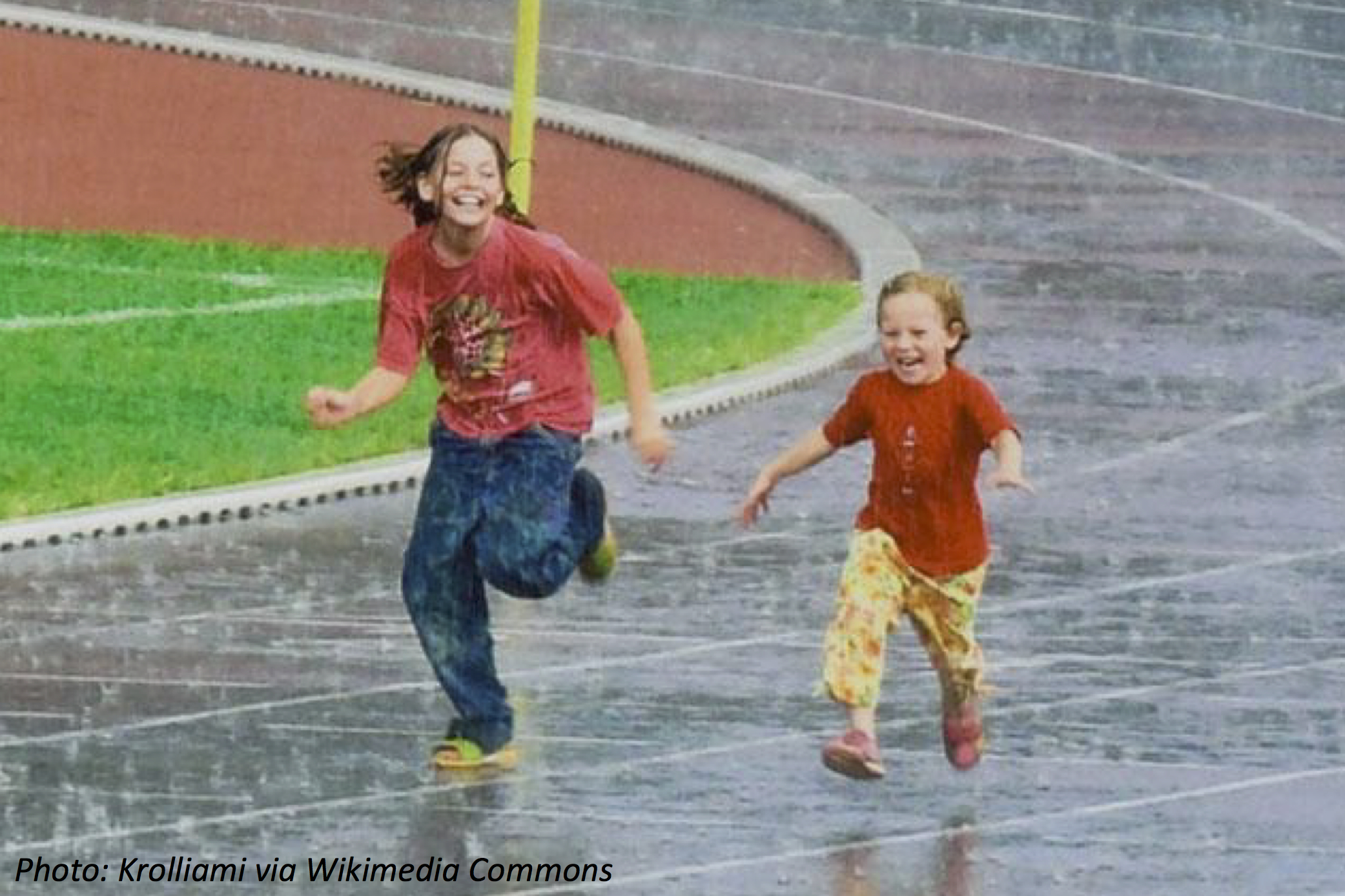 Why We Run in the Rain