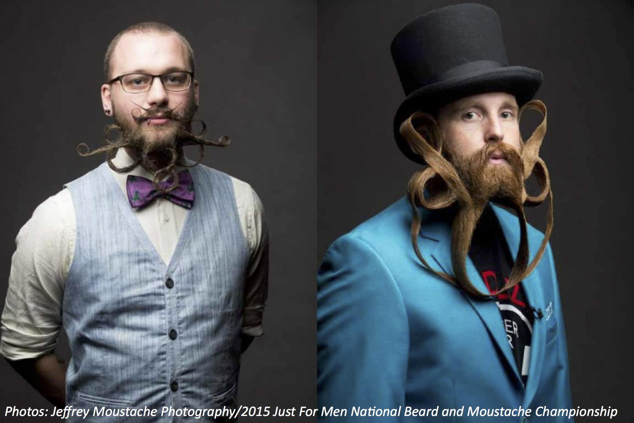 Math-y Moustaches