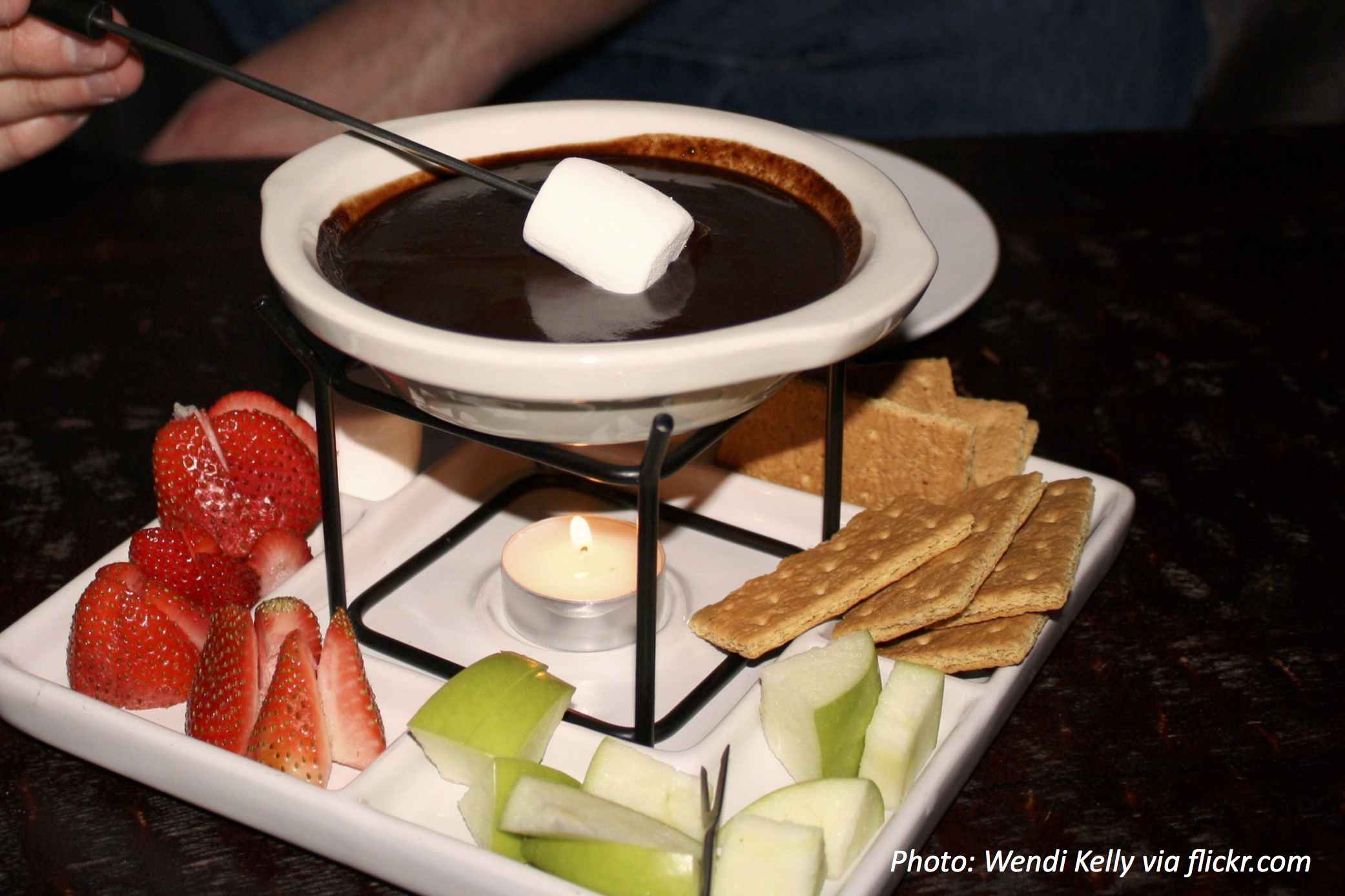 Going for a Dip – in Chocolate