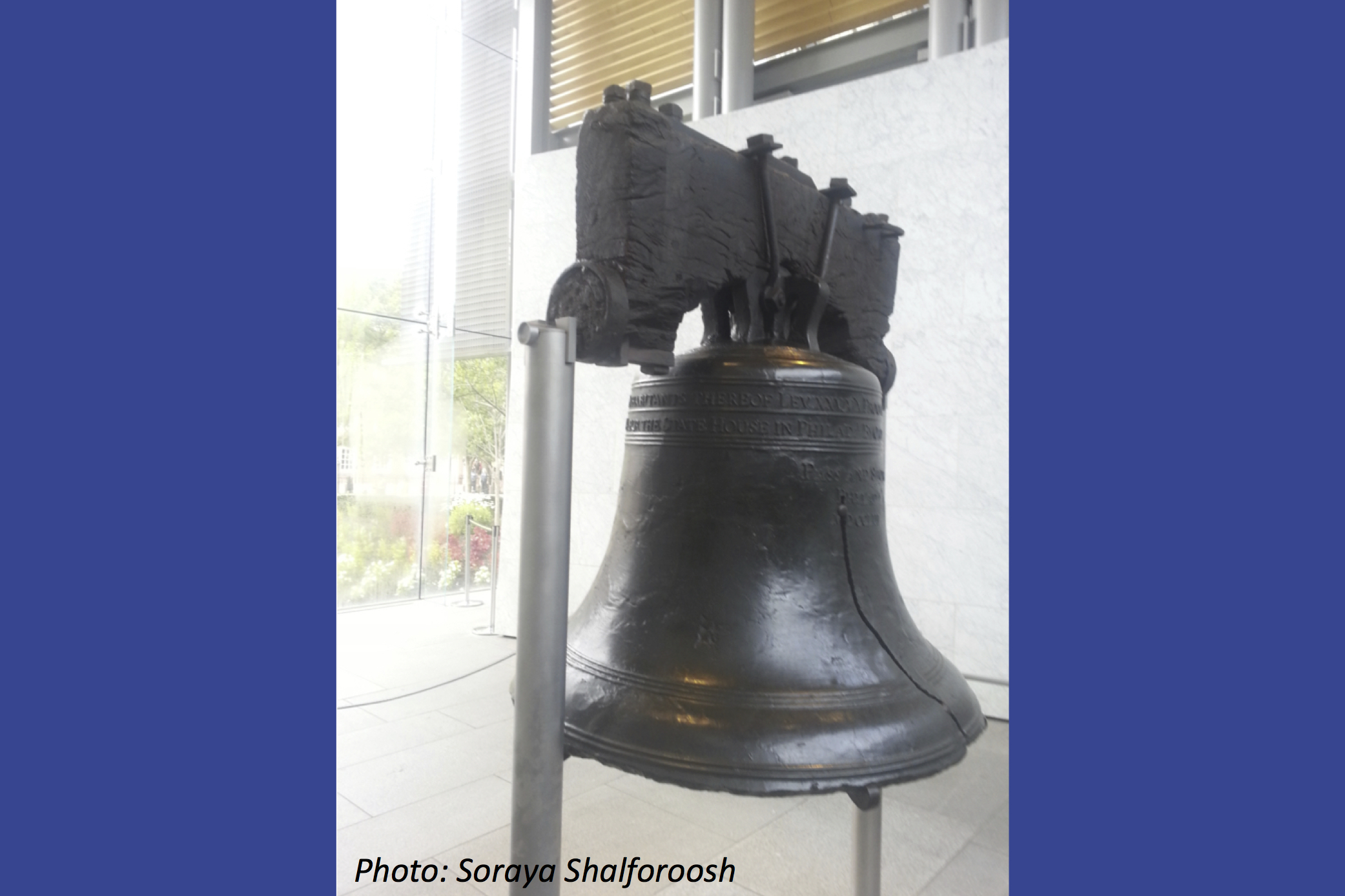 Let Freedom Ring – and Loudly