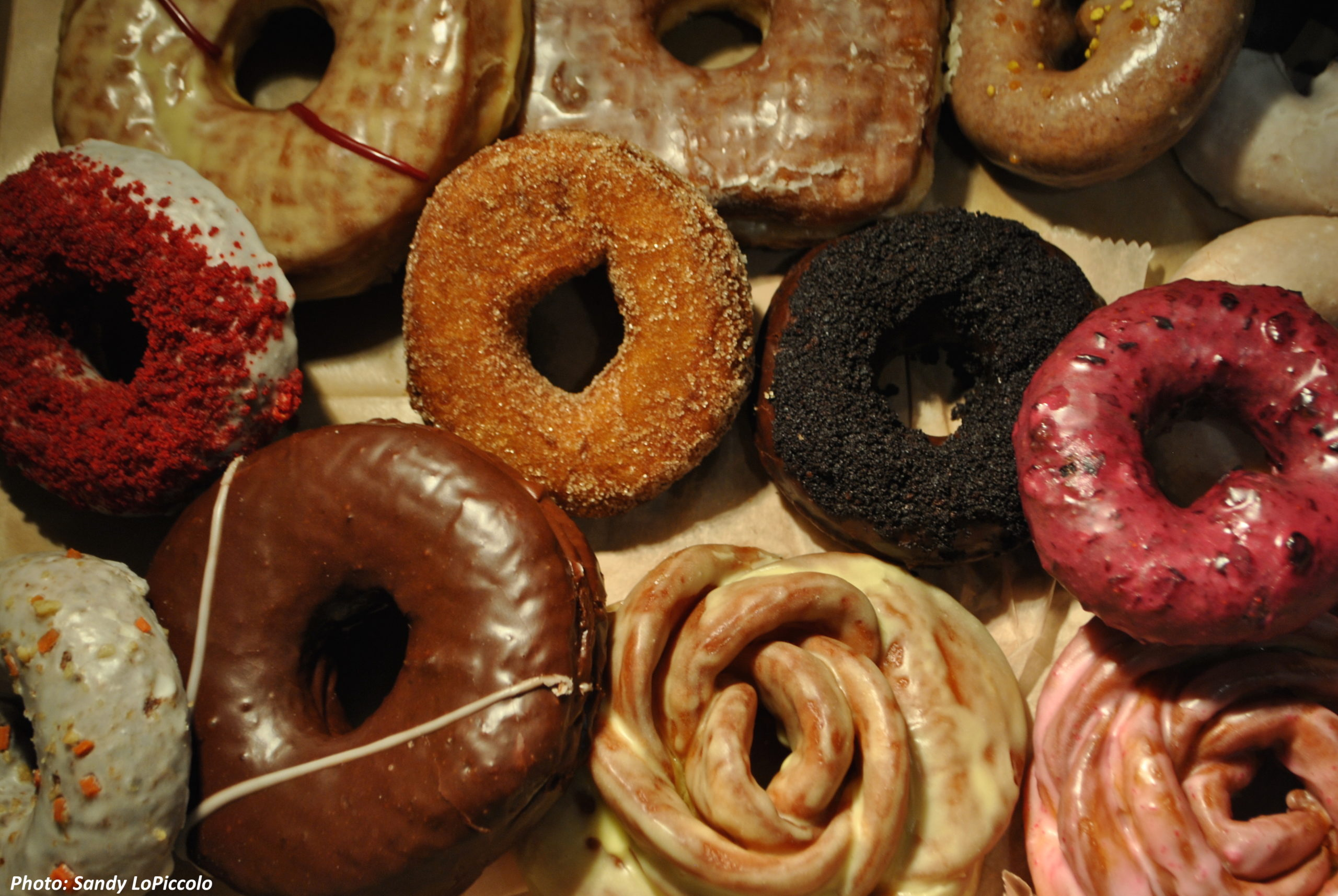 A Day for Doughnuts
