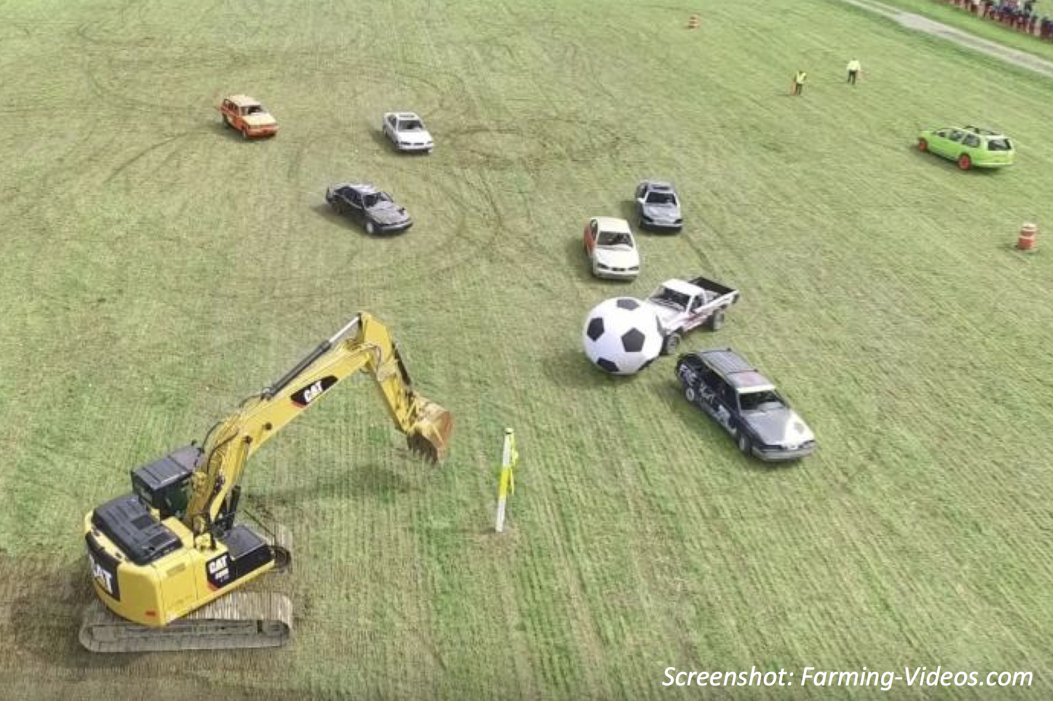 Soccer for Your Car