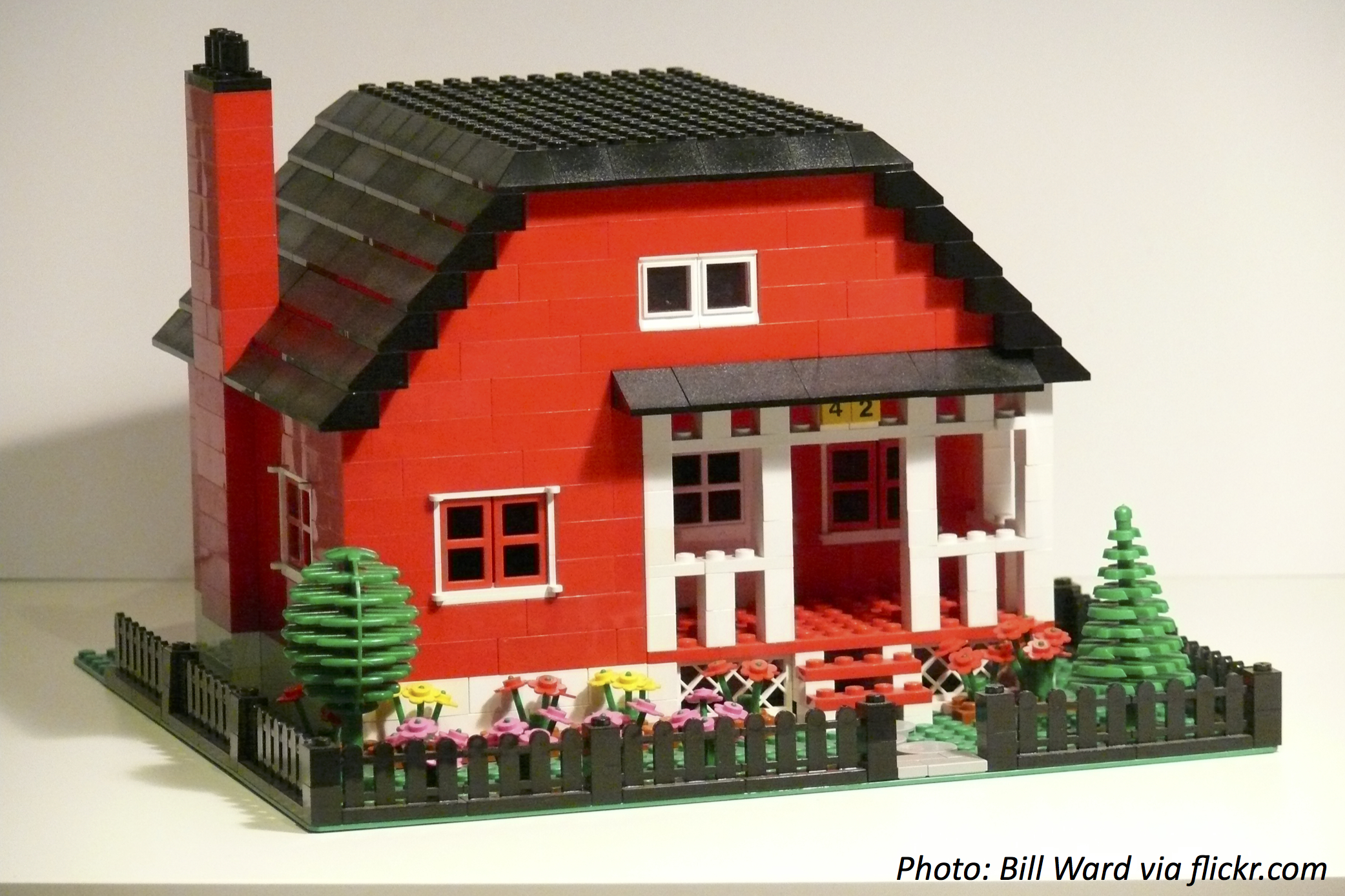 Your House, Made of Lego