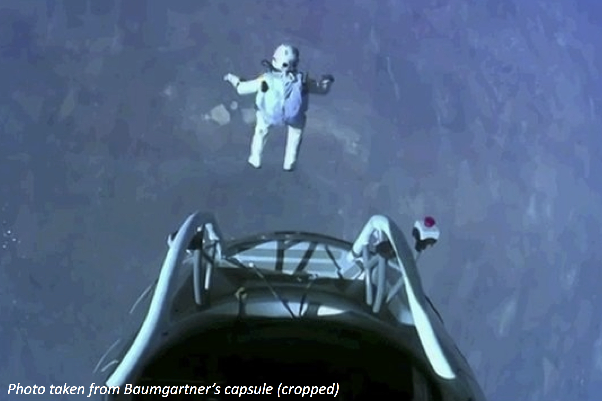 What Happens When You Jump from a Plane?