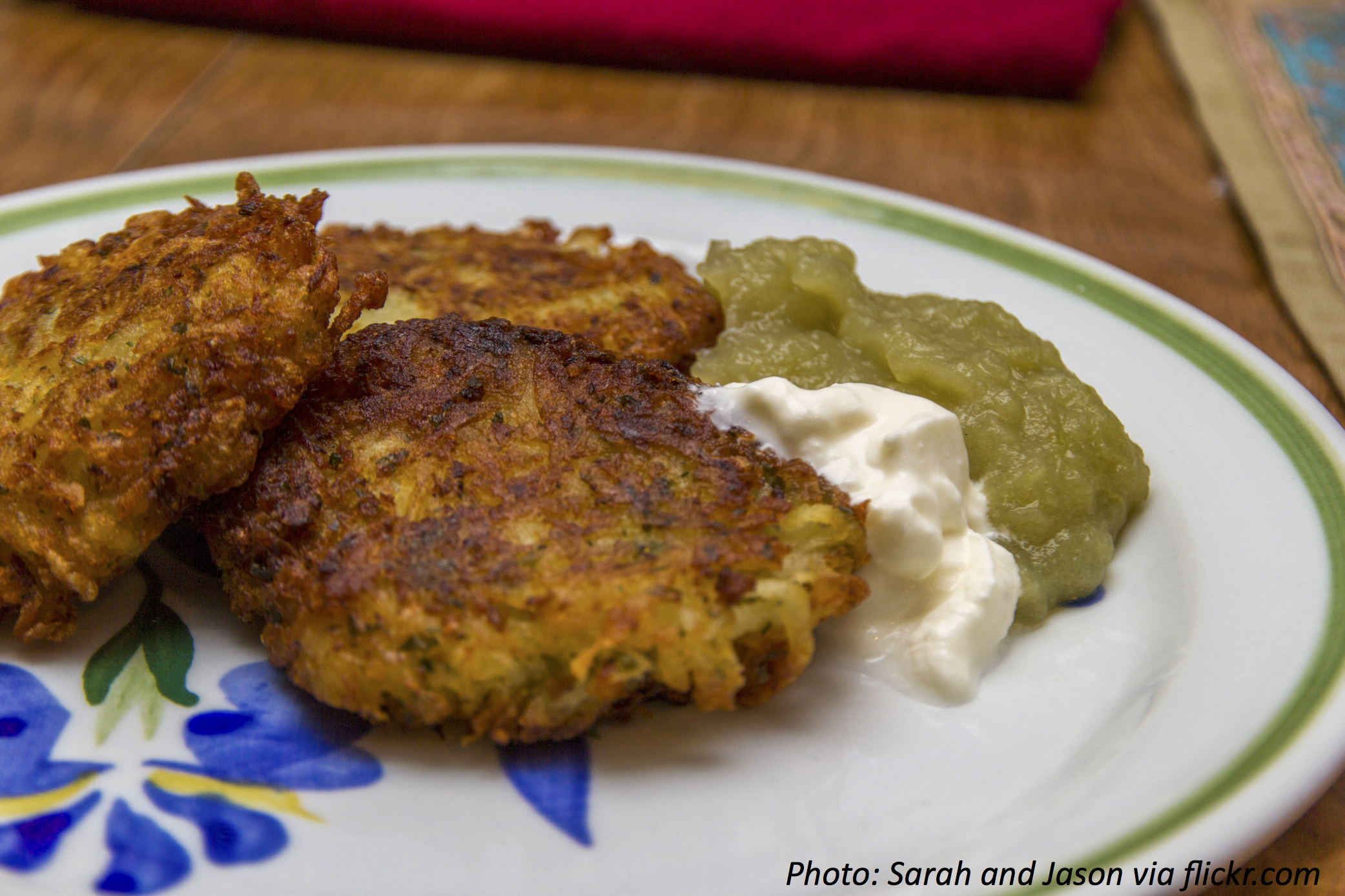 Lots of Love and Latkes
