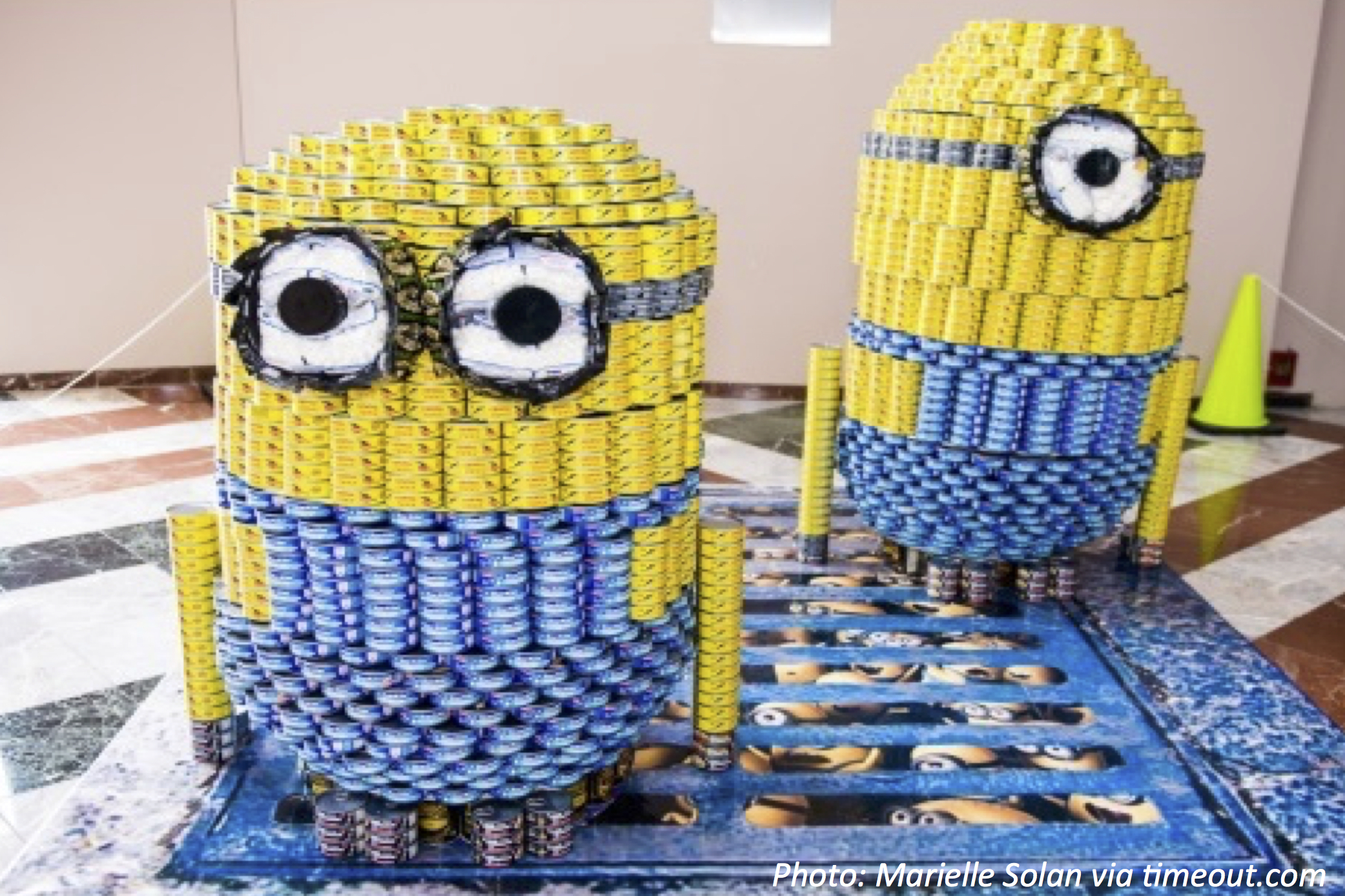 """""""Canstruction"""""""