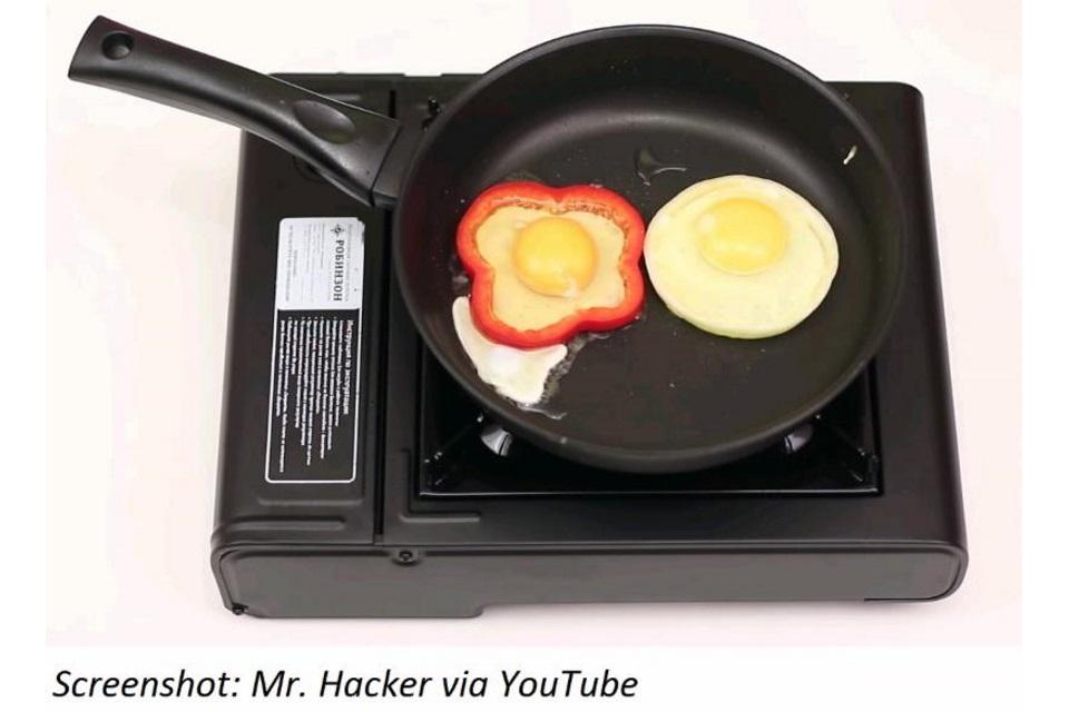 Eggstreme Chef