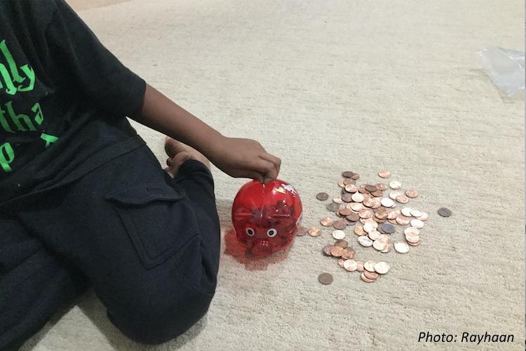 A Penny for a Big Piggy