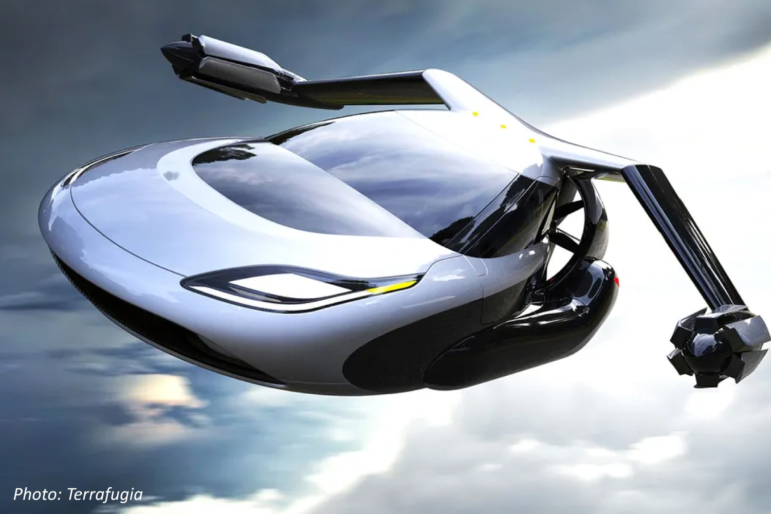 Flying Cars, Coming Your Way Soon