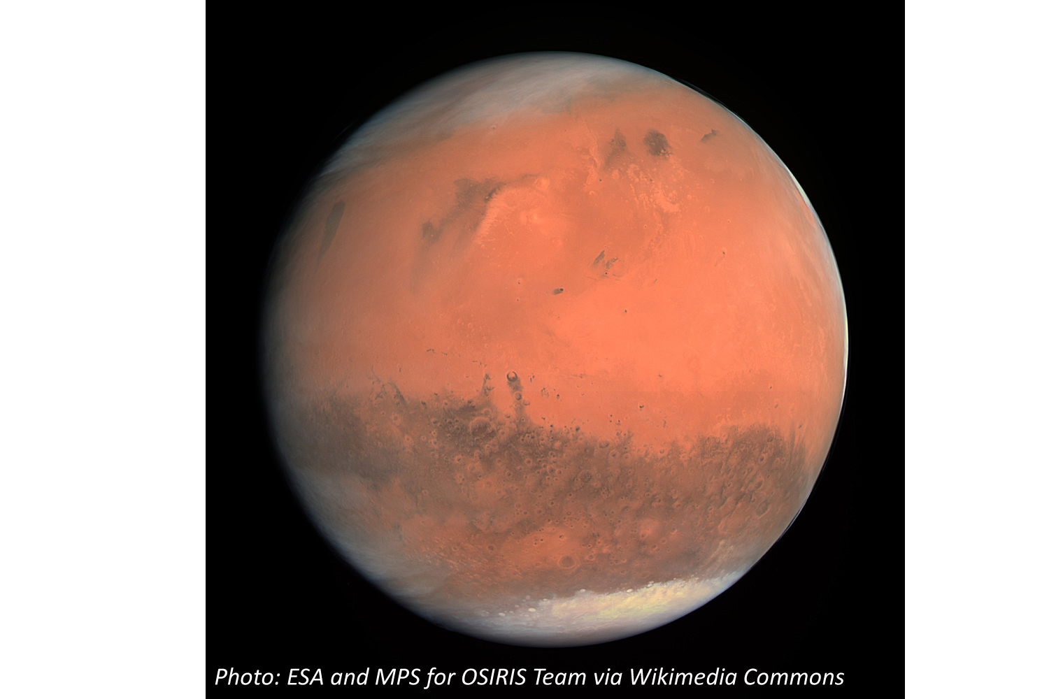A Faster Trip to Mars