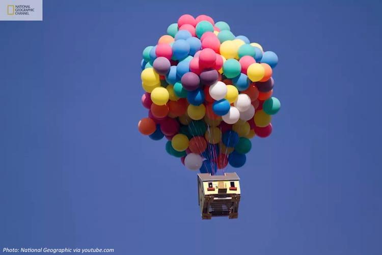 Hang Onto That Party Balloon!