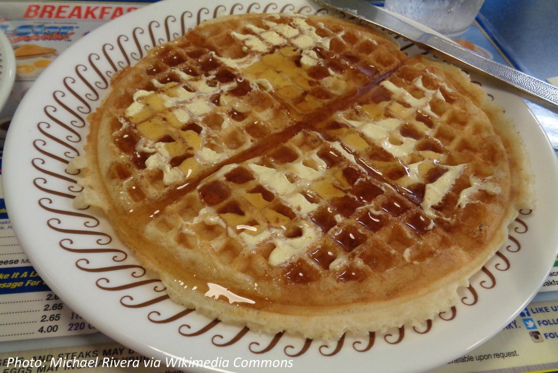Round the Clock Waffles