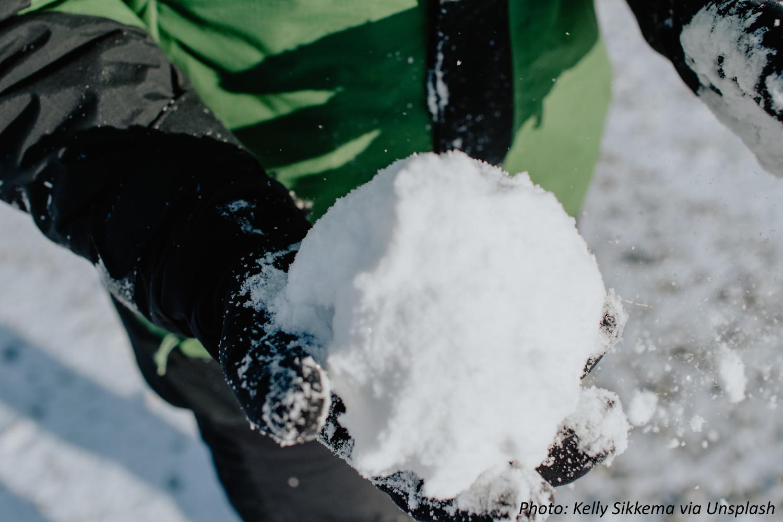 Throw Those Snowflakes!