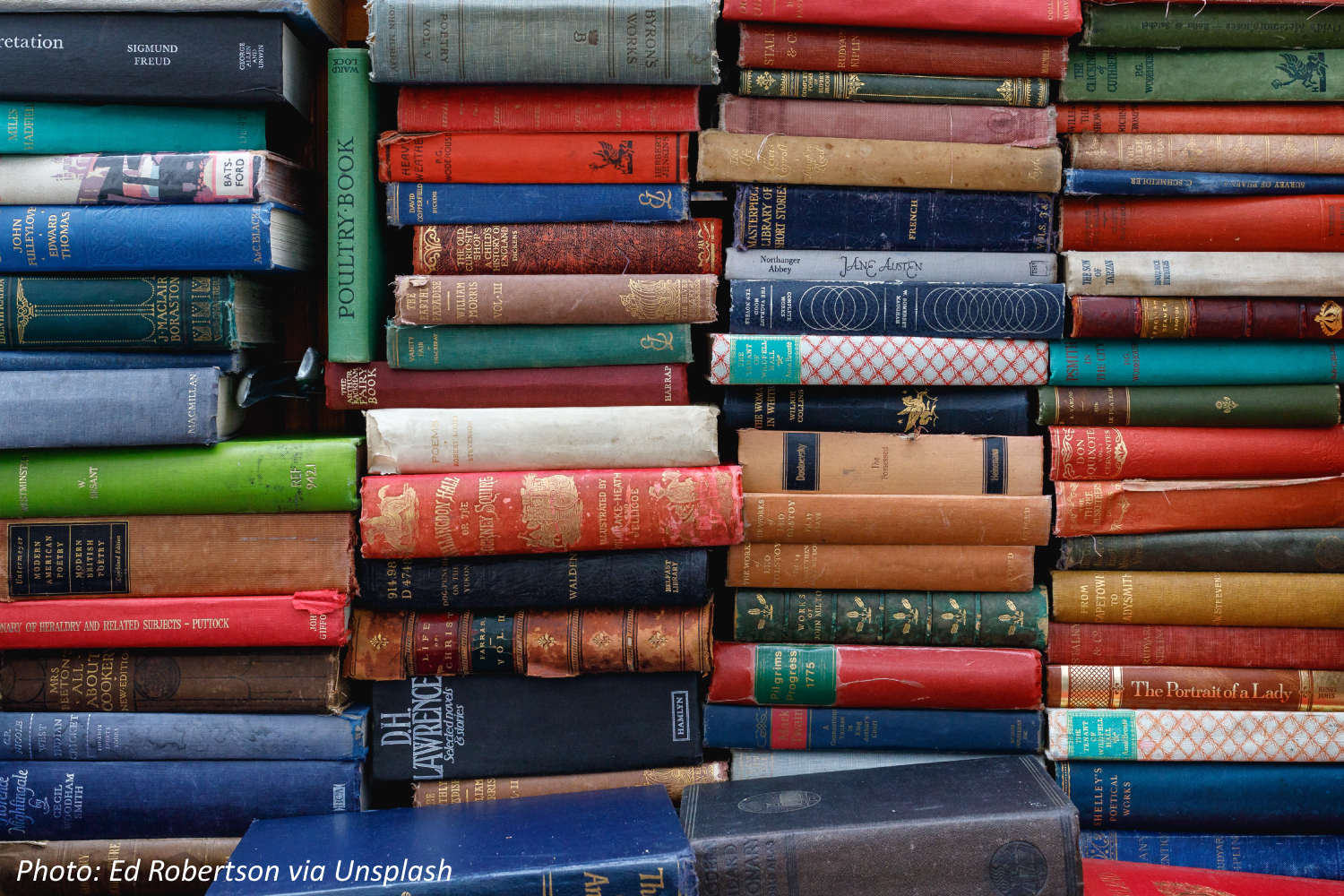 Backpack-Busting Books