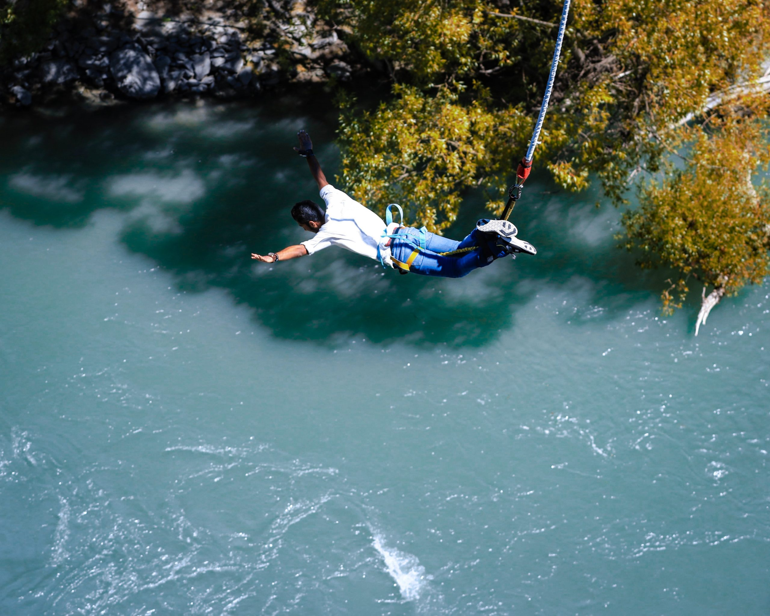 The Bungee Dunker