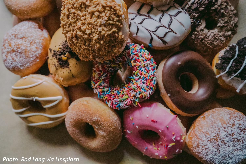 Donuts Gone Bonkers